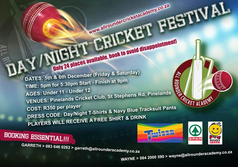 Day-Night Cricket Festival